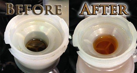 Replace Brake Fluid